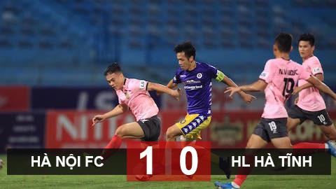 Hà Nội 1– 0 HL Hà Tĩnh: Chỉ cần 1 bàn là đủ!