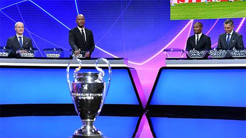 Nhiều đội mừng thầm với dự thảo cải cách của Champions League