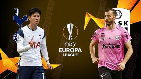 Nhận định bóng đá Tottenham vs LASK, 02h00 ngày 23/10