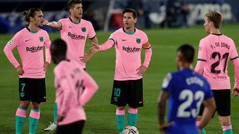 Với Messi, Champions League 2020/21 là cuộc đi săn cuối cùng ở Barca