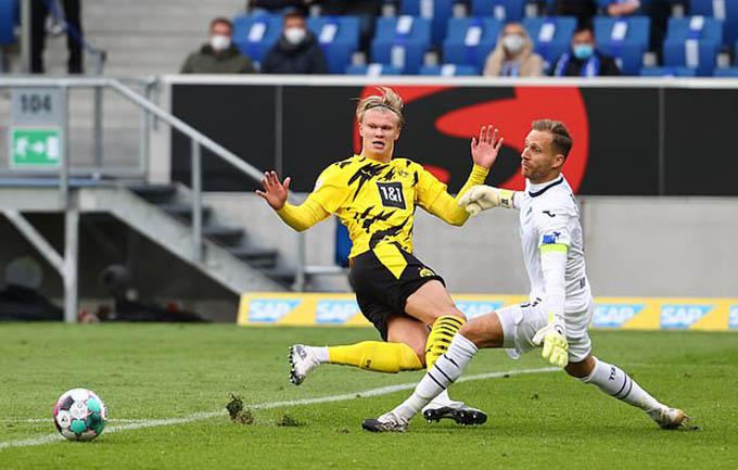 5 lý do Real Madrid nên mua Haaland thay Luka Jovic