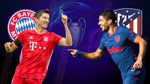 Nhận định kèo Bayern - Atletico, 2h00 ngày 22/10