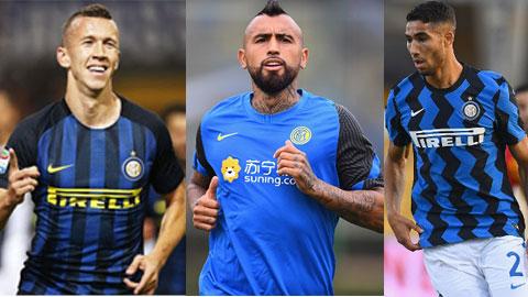 Những 'người Bundesliga' của Inter