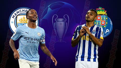 Nhận định kèo Man City vs Porto, Liverpool, 1h00 ngày 02/10