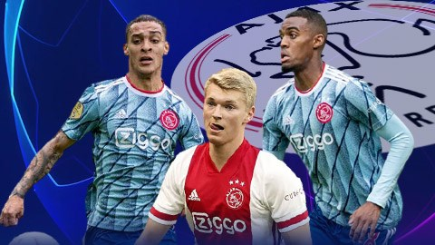 Dàn sao trẻ Ajax sẵn sàng tỏa sáng trước Liverpool ở Champions League