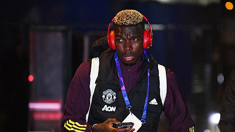 Trực tiếp PSG vs Man United: Telles ra mắt, Pogba & Van de Beek dự bị