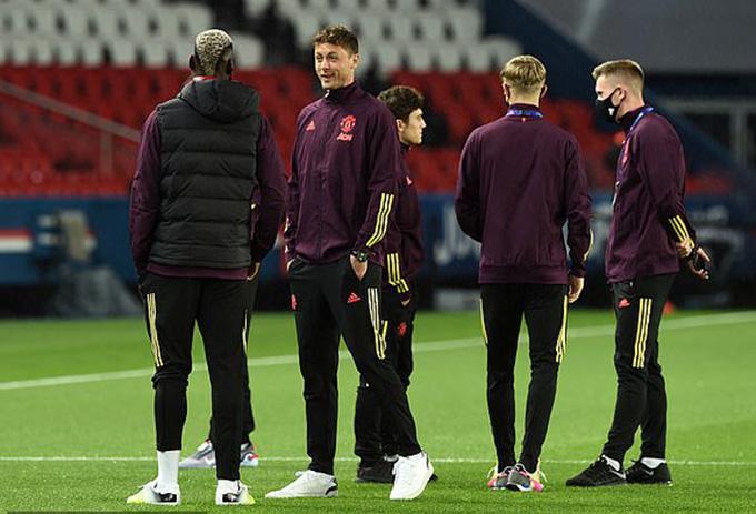 Tường thuật PSG 1-2 Man United