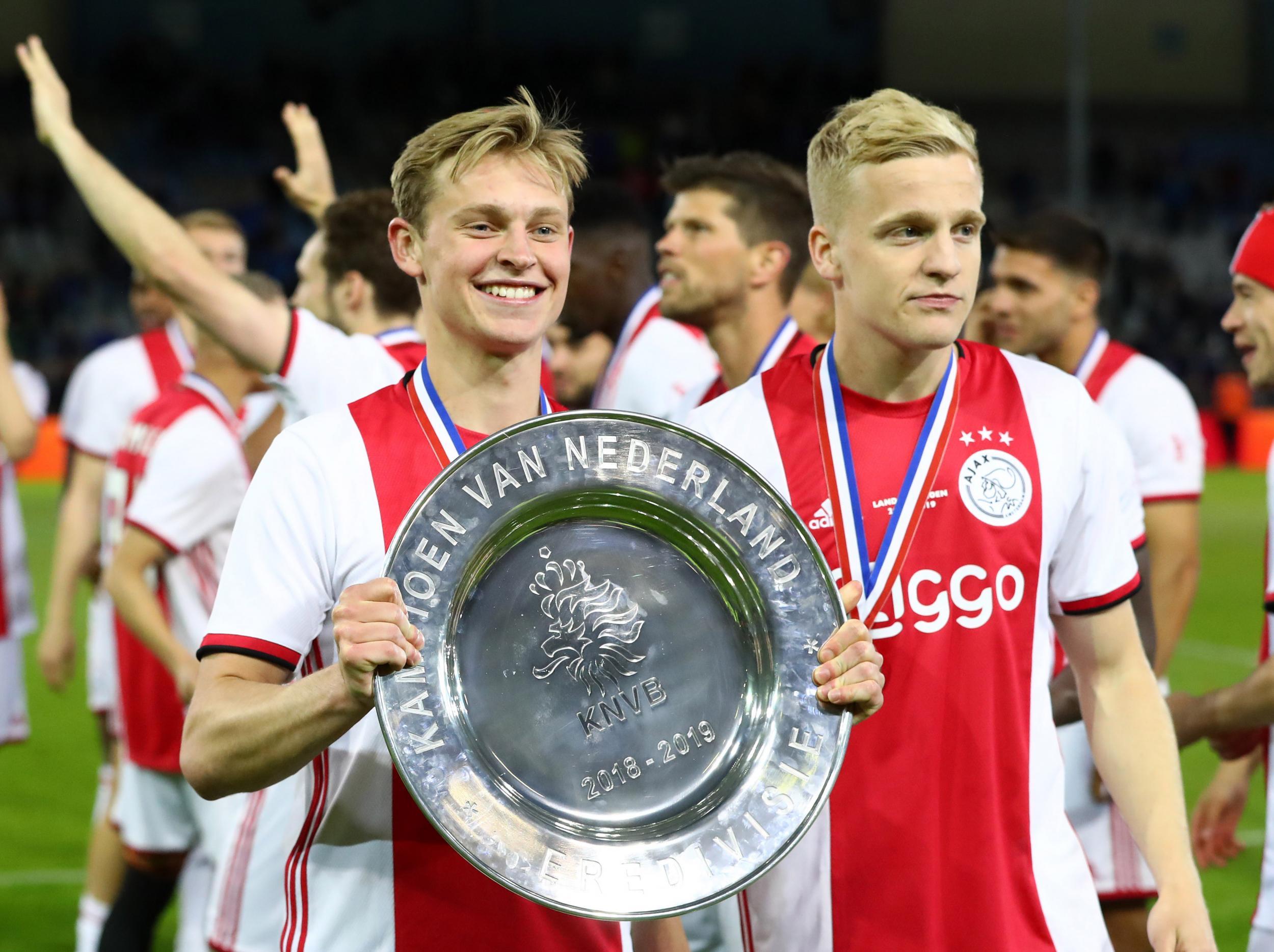 Thành công của những tài năng trẻ tại Ajax trở thành bệ phóng cho họ tới các Siêu CLB và đem lại nguồn tiền lớn cho Ajax
