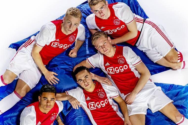 Trong 3 năm trở lại đây, lò Ajax trở thành kho báu của các CLB châu Âu