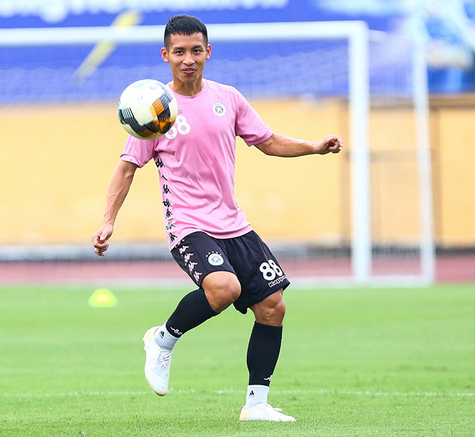 Đỗ Hùng Dũng muốn Hà Nội FC vô địch V.League 2020