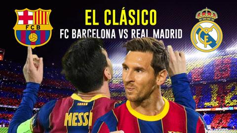 Lionel Messi & di sản vô song ở trận Kinh điển