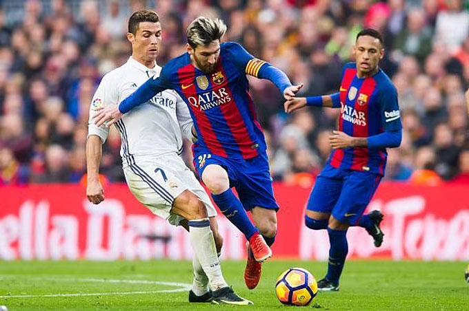 Messi thay đổi lịch sử của cả El Clasico lẫn Barca