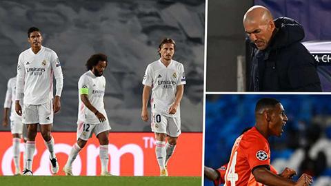 Zidane và mớ hỗn loạn tại Real trước thềm El Clasico