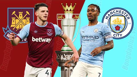 Nhận định bóng đá West Ham vs Man City, 18h30 ngày 24/10