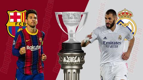 """Nhận định bóng đá Barcelona vs Real Madrid, 21h00 ngày 24/10: Bắn hạ """"Kền kền"""""""