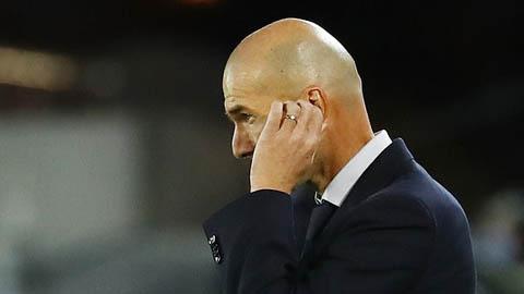 Zidane bào chữa thế nào khi Real thua Shakhtar?