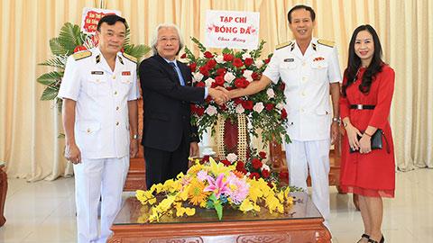 Vùng 1 Hải quân tổ chức buổi gặp mặt kỷ niệm 45 năm ngày thành lập