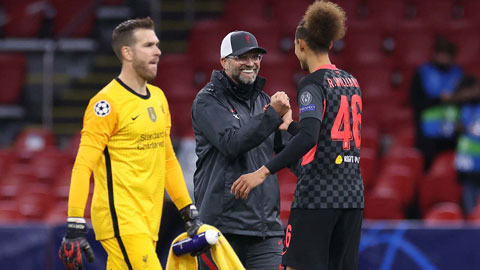 Liverpool giành 3 điểm nhọc nhằn trên sân của Ajax: Lạc quan trong gian khó