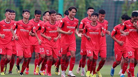 Covid-19 cản bước U22 Việt Nam dự 'World Cup thu nhỏ' ở Pháp
