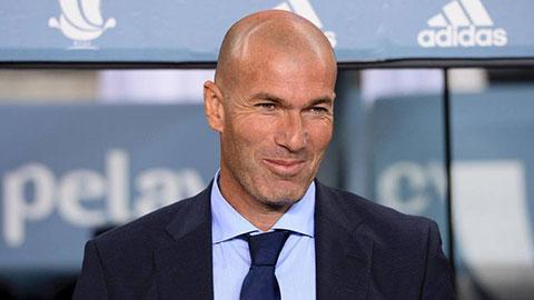 Zidane chưa từng thua tại Nou Camp ở El Clasico