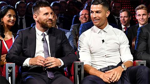 Messi: 'Tôi mong Ronaldo sớm hồi phục'
