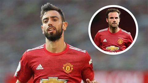 Juan Mata: 'Tôi có thần giao cách cảm với Fernandes'