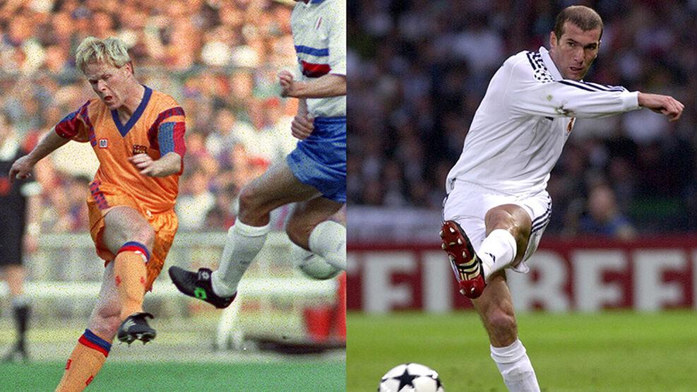 Trận đánh lớn giữa Koeman và Zidane sẽ lần đầu tiên xảy ra