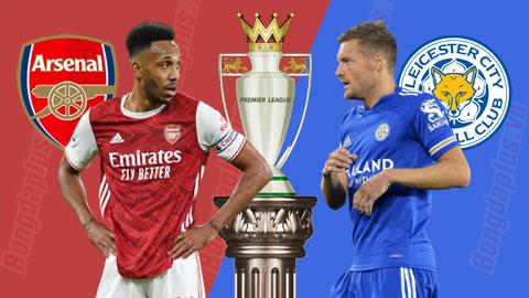 Nhận định bóng đá Arsenal vs Leicester, 02h15 ngày 26/10