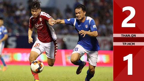 Than Quảng Ninh 2-1 TP. HCM (Vòng 4 giai đoạn 2 V.League 2020)