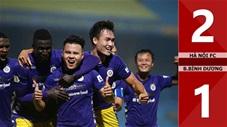 Hà Nội FC 2-1 B.Bình Dương (Vòng 4 giai đoạn 2 V.League 2020)