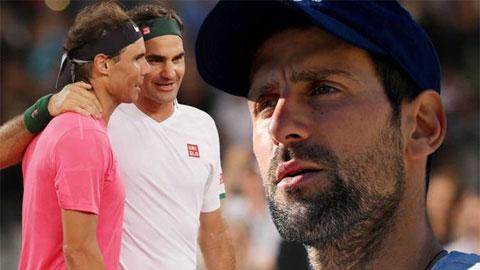 Djokovic ôm mộng lôi kéo Federer, Nadal cùng lật đổ ATP