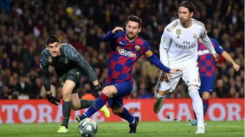Messi sẽ lại là nguồn cảm hứng giúp Barca vượt qua một Real đang khủng hoảng