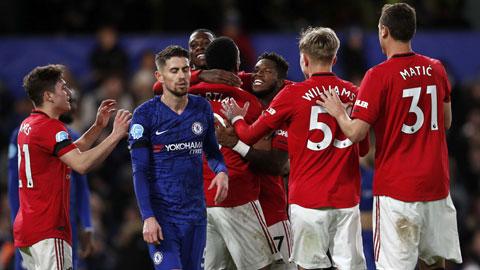 Điểm tựa sân nhà sẽ giúp M.U đánh bại Chelsea lần thứ 3 liên tiếp tại đấu trường Premier League