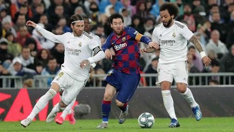 Với Real, thắng El Clasico mang tính sống còn