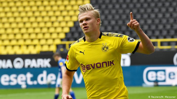 Và cho dù Haaland có thể tiếp tục ghi bàn, Schalke có thể tiếp tục thua 4-0