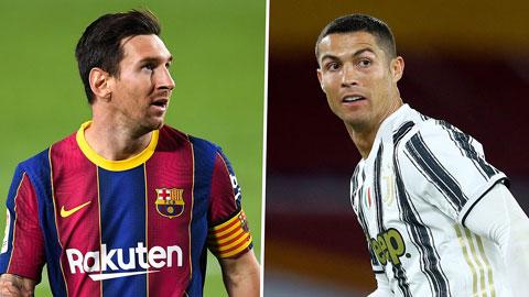 Ronaldo vẫn có thể đối đầu với Messi dù dương tính Covid-19 lần 2