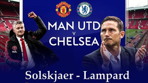 Solskjaer, Lampard & nỗi đau chung nơi hàng phòng ngự