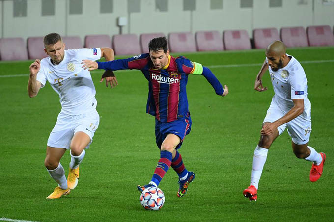 Lionel Messi: 900 ngày không ghi bàn vào lưới Real Madrid
