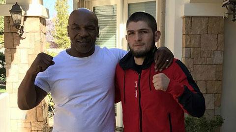 Nurmagomedov & Tyson, cặp tri kỷ dữ dằn nhất thế giới
