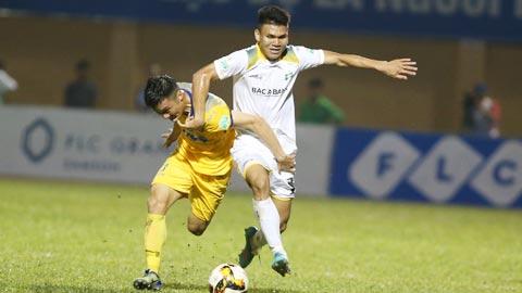 Nhận định bóng đá Thanh Hóa vs SLNA, 17h00 ngày 25/10: SLNA lại thua sân khách?