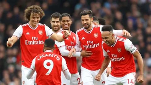 Arsenal không còn là chàng khờ của Ngoại hạng Anh