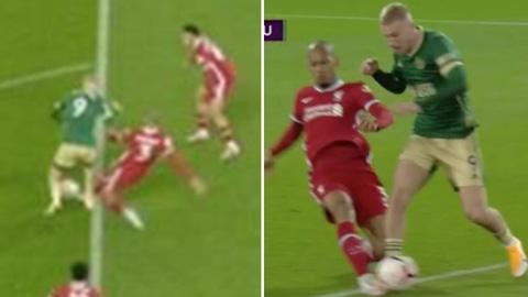 Liverpool chịu phạt đền oan uổng vì sai lầm từ VAR?