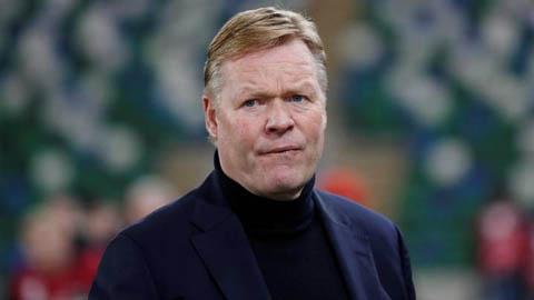 Koeman có thể bị phạt nặng vì chỉ trích trọng tài sau trận thua Real
