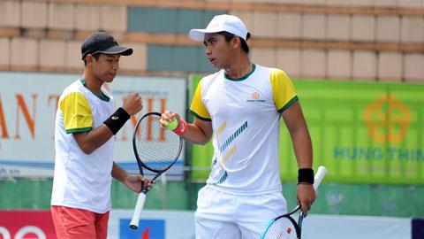 Thái Nguyên-Tiến Thịnh  vô địch đôi nam U18 giải VTF Junior Tour 2 năm 2020