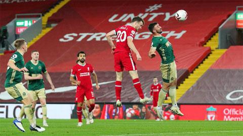 Liverpool chiến thắng nhờ ''dàn súng'' mới