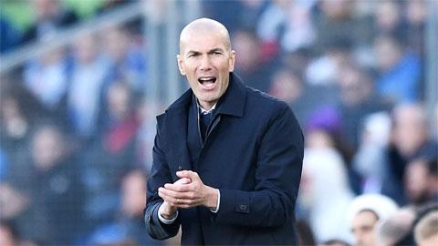 Zidane lật ngược tình thế nhờ El Clasico