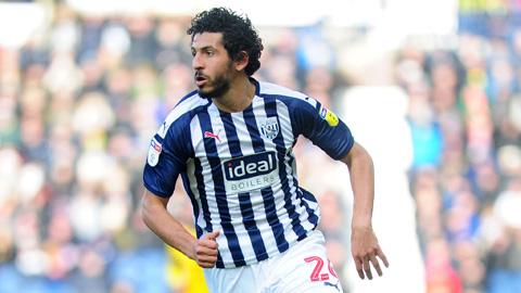 Ahmed Hegazi rời West Brom
