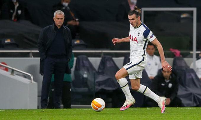 Jose Mourinho: Người cởi mở tại Tottenham