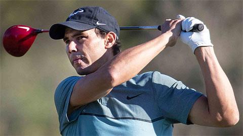 Nadal tỏa sáng ở giải golf Balearic tại quê nhà Mallorca