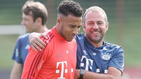 Bayern đang có Tolisso ''phiên bản hay nhất''